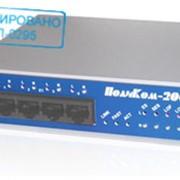 Модем оптический ПолиКом®-200U фото