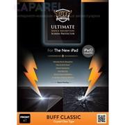 Противоударная пленка BUFF для iPad 2 + бесплатная услуга поклейки пленки фото