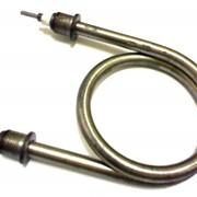 Котловой электронагреватель для пищеварочного котла, 5.0kW, нержавейка, штуцер M22. фото