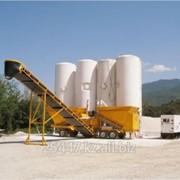 Мобильный бетонный завод M-2200 фото