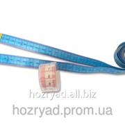 Сантиметр швейный (портновский) 150 см., сантиметровая лента СШ-П/150 фото