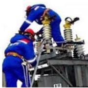 Монтаж, ремонт, наладка электроустановок и электрооборудования. Работы на высоте. Испытания электроустановок и оборудования. Работаем в г.Луганске и области фото