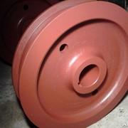 Крановые колеса К2Р 680/180 фото
