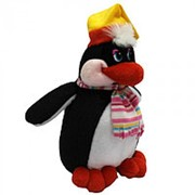 Пингвин в шапочке (М) /30 см/ фото