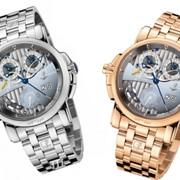 Позолота часов, золочение часов, нанесение позолоты на часы, покрытие золотом часов.