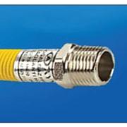 Гибкий шланг для газа GAS FLEX+PVC 3/4 НР+ВР фото