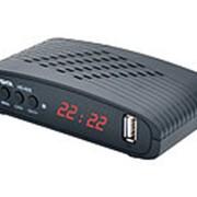 Цифровая приставка ресивер DVB-T2/C Орбита HD925 + HD плеер, Wi-Fi фото