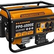 Генератор бензиновый Carver PPG- 6500Е фото