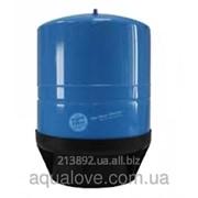 Бак, для систем ОО, металлический накопительный, синего цвета, объем 42 л, PRO42000W фото