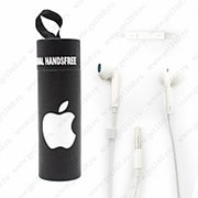 Внутриканальные наушники Apple Handsfree White (Белый) фото