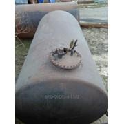 Цистерна, бочка, емкость толстостенная S 10 мм, б/у, 25 м3, 25 куб.м. фото
