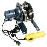 Тележка электрическая для мини электрической тали - 0,5 т., 14 кг. фото