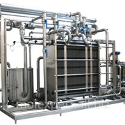 Модульная пастеризационно - охладительная установка МПОУ-1000 фото