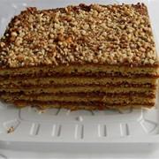 Пирожное Рыжик 0,07 кг фото