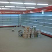 Монтаж холодильного оборудования супермаркета фото