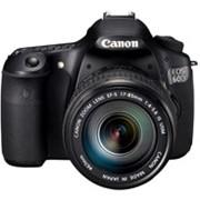 Фотоаппарат профессиональный Canon EOS 60D Kit EF-S 18-135 IS фото