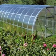 Листы поликарбонатные прозрачные SUNLITE фото