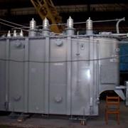 Трансформатор силовой ТМТН 6300/110/35/10 фото