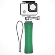 Аквабокс+ручка поплавок для экшн камеры Mijia Seabird 4K motion Action Camera (зеленый) фото