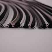 Шнуры резиновые микропористые фото