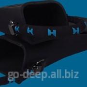 Ласты Scubapro Jetfins+пружины для ласт Halcyon фото