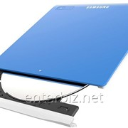 Привод DVD+/-RW Samsung SE-208GB/RSLD External USB Blue, код 97909 фото
