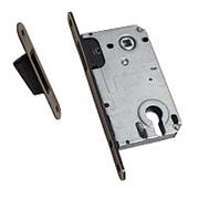 Защелка магнитная Trodos СХ8550ЕТ под цилиндр, AB бронза фото
