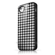 Чехол ItSkins Phantom for iPhone 5/5S Squares (APH5-PHANT-SQAR), код 56966 фото