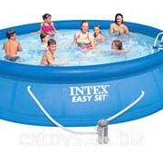56409 Intex Надувной бассейн 457x107 см фото