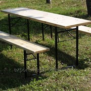 Комплект мебели ДЕСАНТ для кафе и ресторанов фото