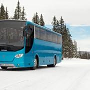Междугородные автобусы Scania фото