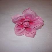 Голова розы d 11см фото