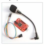 Модуль розпізнавання голосових команд для Arduino фото