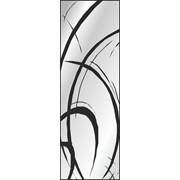 Обработка пескоструйная на 1 стекло артикул 1-06 фото