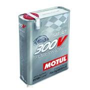 100% синтетическое моторное масло для спортивных автомобилей 300V POWER RACING 5W30 20л - 825522 фото