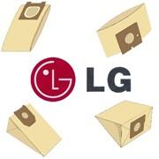 Бумажные мешки, пылесборники к пылесосам LG фото