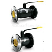 Кран шаровой LD Ду 80 Ру 25 для жидкости фланец/сварка фото