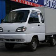 Автомобиль грузовой малотоннажный FAW СА 1011 CARGO фото