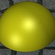 Форма для полусферы (ограничителей парковки) фото