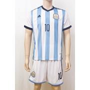 Детская форма сборной Аргентины 2014 фото
