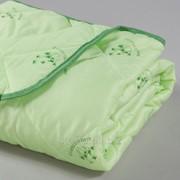 Одеяло 200*220 Бамбук (бамбук/волокно п/э) чемодан фото