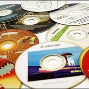 Печать и тиражирование дисков фото