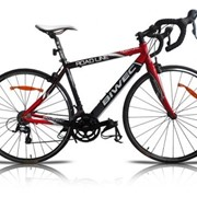 ROAD LINE Biwec велосипед шоссейный, Черно-красный фото