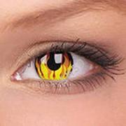 Линзы контактные декоративные в алматы фото