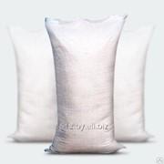 Мешки полипропиленовые белые 40х70 фото