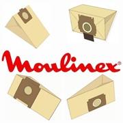 Бумажные мешки, пылесборники к пылесосам Moulinex (Мулинекс) фото