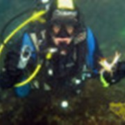 Подводная видеосъемка фото