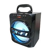 Колонка портативная c BLUETOOTH MP3 KTS-861С фото