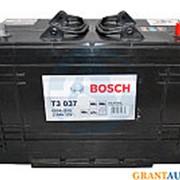 Аккумулятор BOSCH 0092T30370 T3 12V 110Ah 680A фото