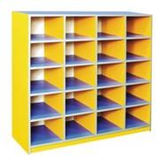 Шкаф для горшков 1150х350х1100мм фото